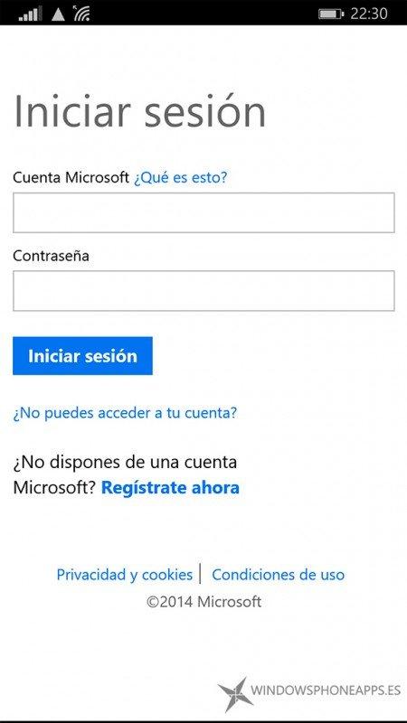"""Punto 3 del paso 3 del tutorial """"Como conseguir Cortana en español"""""""