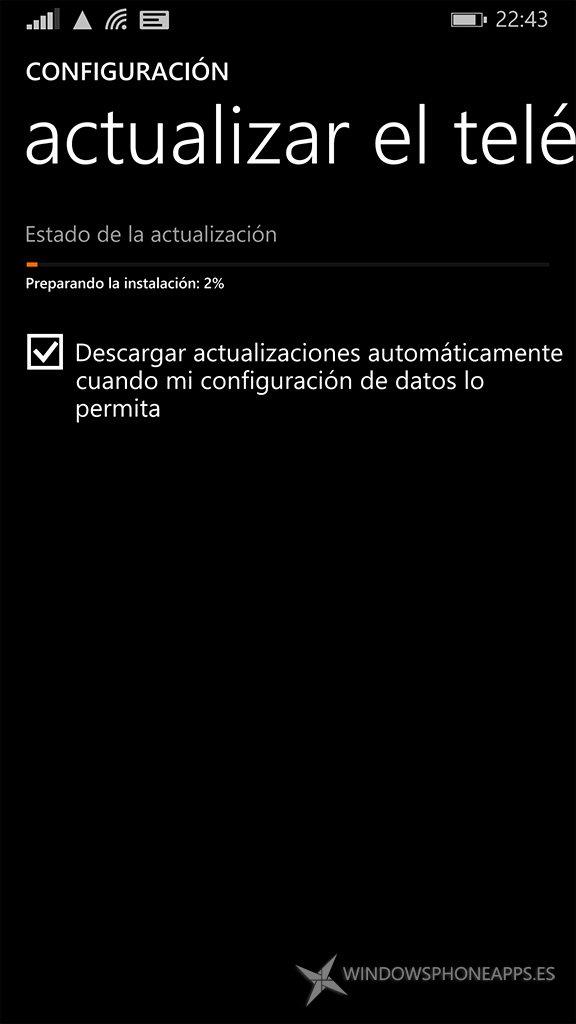 """Punto 6 del paso 3 del tutorial """"Como conseguir Cortana en español"""" (2)"""