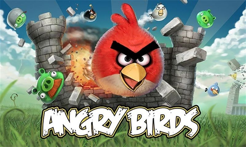 Angry Birds para Windows Phone