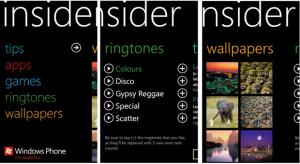 Insider para Windows Phone