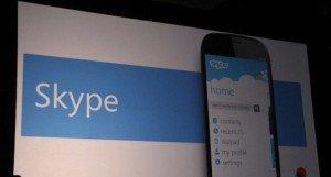 Skype para Windows Phone confirmado