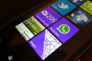 Whatsapp para Windows Phone