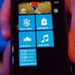 Public transit Nokia WP