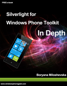 Silverlight para windows phone toolkit en profundidad