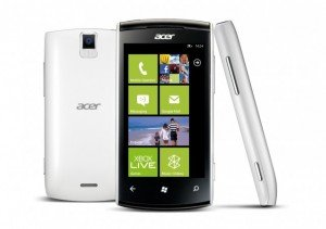 Acer Allegro blanco