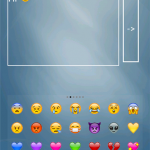 Emoji Keys capture