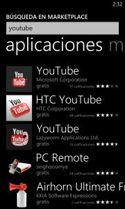 HTC Youtube