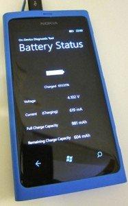 bateria Lumia 800
