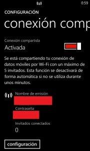 HTC HD7 internet sharing 2