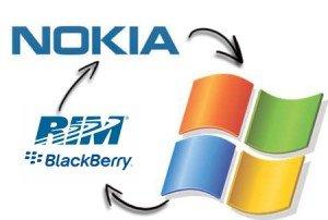 Nokia Microsoft RIM