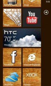 Themes para Windows Phone [Homebrew]
