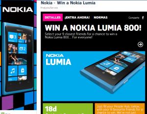win lumia 800