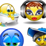 300+ 3D Emoticons