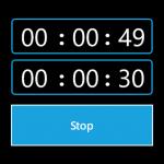 ChronoLap, una herramienta 3 en 1 para medir el tiempo.