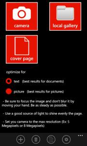 MobileFax, envia faxes desde Windows phone