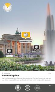 Realidad aumentada en Windows Phone con Wikitude