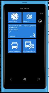 Nokia Transport App