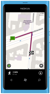 Nokia Transport App 6