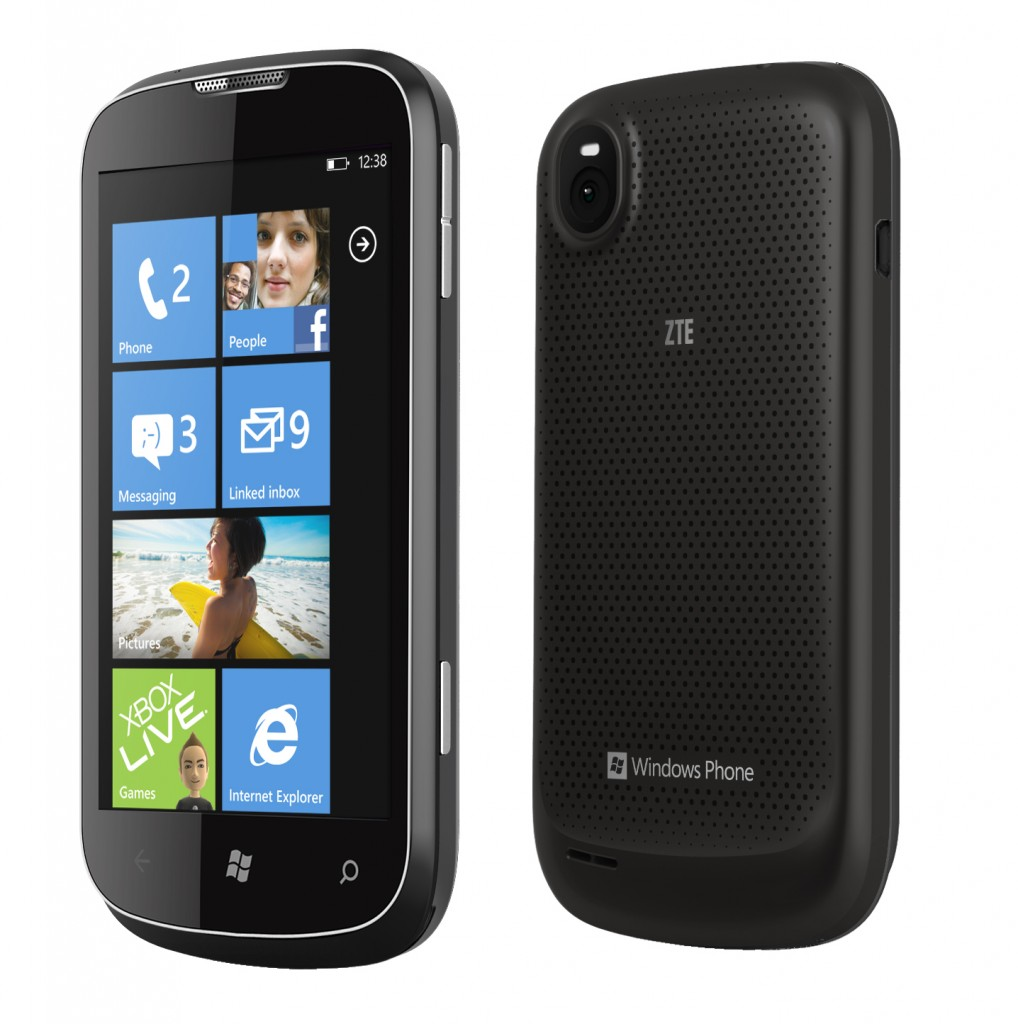 ZTE Orbit Windows Phone
