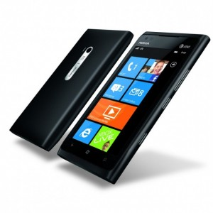 Nokia Lumia 900 Negro