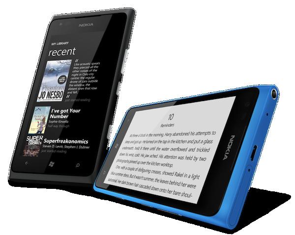 Nokia Reading (Nokia lectura) nueva app exclusiva de Nokia