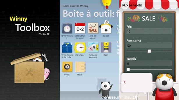 winny toolbox app lg wp7