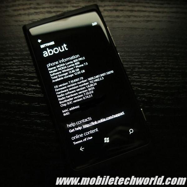 Lumia 12070