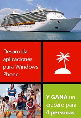 concurso aplicaciones para Windows Phone 7