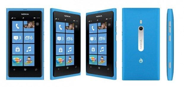 Nokia lanza el Lumia 800C en China con China Telecom