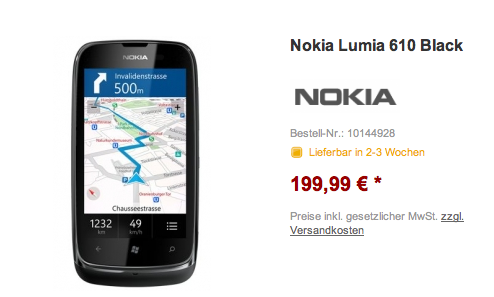 lumia 610 getgoods de