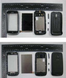 Destripando el Nokia Lumia 610