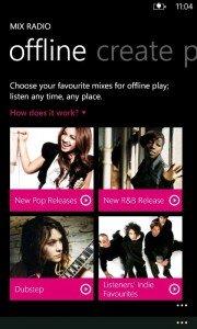 Nokia Música se actualiza a la versión 2.0