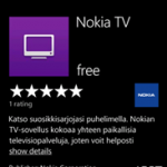 Nokia TV App proximamente disponible