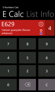 Numeros E Calculator