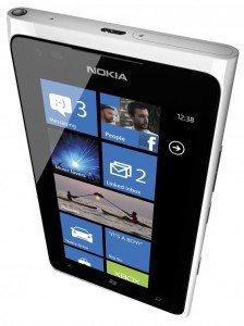 Nokia Lumia 900 Blanco