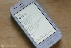 Nokia Lumia 710 con tango