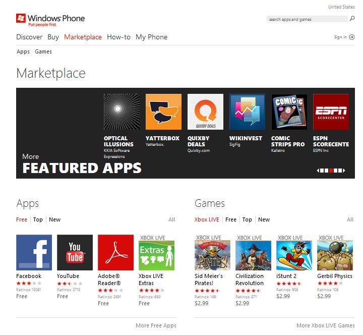 Microsoft elimina el Marketplace de Zune para escritorio