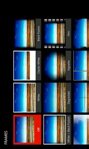 Camera Effects, transforma tus fotografías sin esfuerzo