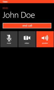 Tango Video Calls recibe una nueva actualización