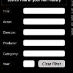 Fillib ordena y consulta tu videoteca en el móvil