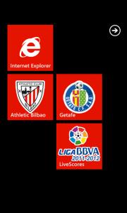 livescores Liga BBVA 2011-2012 2