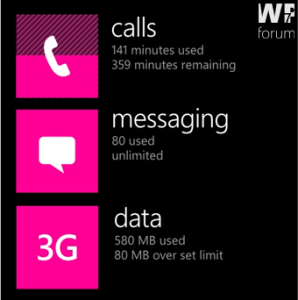 Nokia Usage Monitor, ¿Nueva App exclusiva para los Lumia?