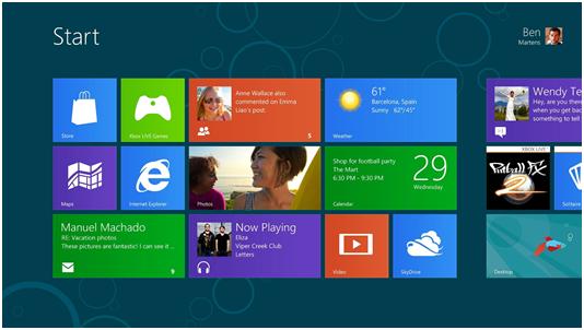 Cómo pasar de Windows Phone a Windows 8 - Evento