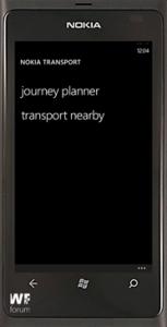 Nokia Drive 3.0 y Nokia Transport 2.0 nuevas carcateristicas