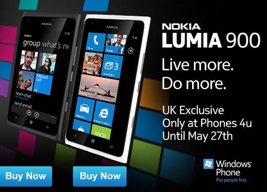 lumia 900 uk