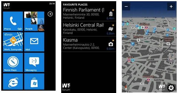Nokia lanza actualización a Nokia Drive 3.0