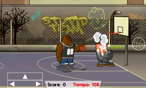 Badass basket, el baloncesto callejero llega a WP