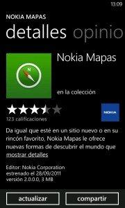 Nokia Maps v2.0
