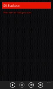 Ski Blackbox, aplicación para los amantes de la nieve