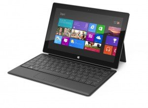 Surface la nueva tablet de Microsoft